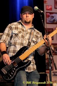 Michael Vanderlans - Chris Buck Band at Blackjack's Roadhouse 168