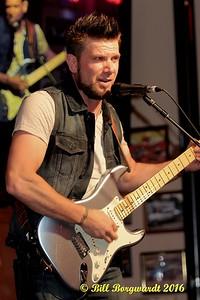 Jesse Burch - Chris Buck Band at Blackjack's Roadhouse 126