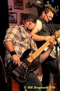 Michael Vanderlans - Chris Buck Band at Blackjack's Roadhouse 155
