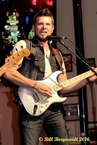 Jesse Burch - Chris Buck Band at Blackjack's Roadhouse 156