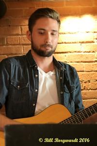 Guitar - Jade Gervais opening for Kira Lynn 037