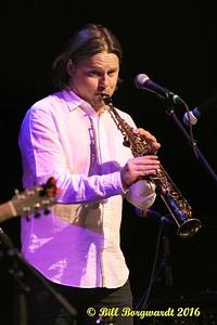 Jeremiah McDade - Maria Dunn at Festival Place 135