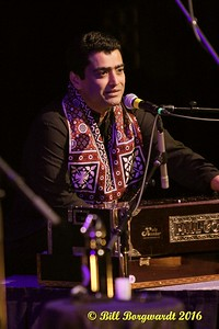 Karim Gillani - Maria Dunn at Festival Place 146