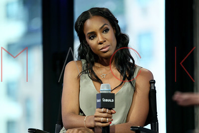 """New York, NY - April 05 2016:  Kelly Rowland at BUILD Series discussing the BET Show """"Chasing Destiny"""" at BUILD Studio."""