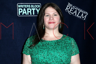 NEW YORK, NY - APRIL 21:  The Playwrights Realm 2016 Writers Block Party at The Stanley H. Kaplan Penthouse, Samuel B. & David Rose Building on April 21, 2016 in New York City.