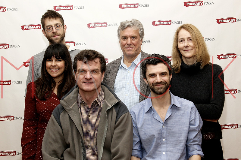"""""""Body Of An American"""" Cast Photo Call, New York, USA"""