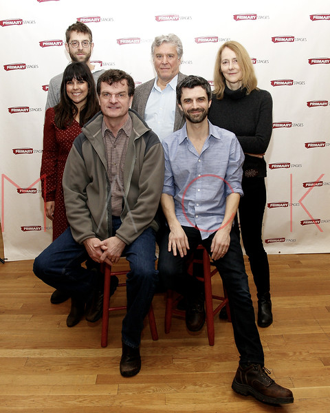 """Body Of An American"" Cast Photo Call, New York, USA"