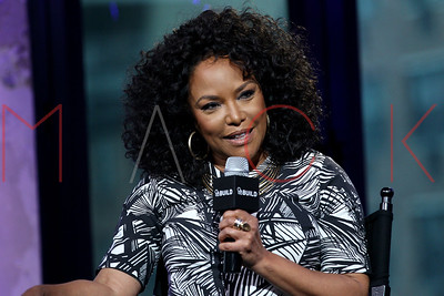"""NEW YORK, NY - JULY 13:  Lynn Whitfield visits AOL Build to discuss her role in the critically-acclaimed drama series """"Greenleaf"""" at AOL HQ on July 13, 2016 in New York City."""