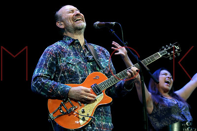 POUGHKEEPSIE, NY - JULY 15:  Daryl's House Presents Colin Hay performing at The Bardavon 1869 Opera House on July 15, 2016 in Poughkeepsie, New York.