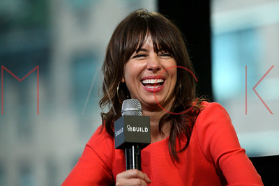 "NEW YORK, NY - JUNE 20:  Natasha Leggero attends AOL Build to discuss the show ""Another Period"" at AOL Studios In New York on June 20, 2016 in New York City."
