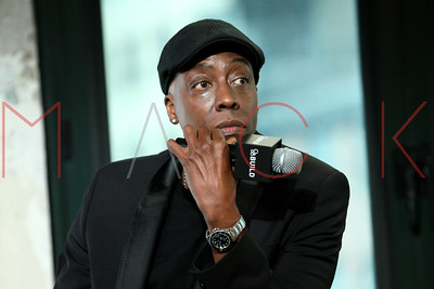 "NEW YORK, NY - JUNE 23:  Arsenio Hall attends AOL Build to discuss the ABC Series ""Greatest Hits"" at AOL Studios In New York on June 23, 2016 in New York City."