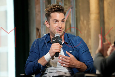 "NEW YORK, NY - JUNE 06:  Actor Scott Speedman attends AOL Build to discuss TNT 's new drama, ""Animal Kingdom"" at AOL Studios In New York on June 6, 2016 in New York City."