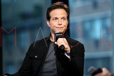 "NEW YORK, NY - JUNE 06:  Actor Scott Wolf attends AOL Build to discuss season three of NBC's hit summer medical drama ""The Night Shift"" at AOL Studios In New York on June 6, 2016 in New York City."