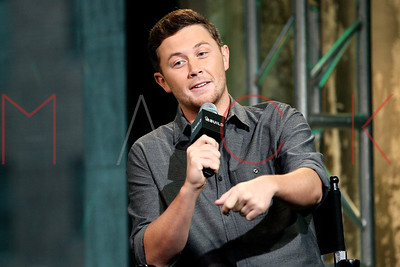 "New York, NY - May 03 2016:  Country Music, Recording Artist, Scotty McCreery at The Tuesday, May 3, 2016 BUILD Series discussing his book ""Go Big Or Go Home: The Journey Toward the Dream"" at BUILD Studio."