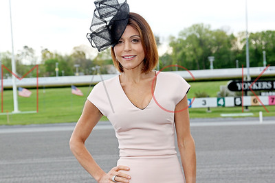 Yonkers, NY - May 07 2016:  Bethenny Frankel at The Saturday, May 7, 2016 Kentucky Derby Day at Empire City Casino.