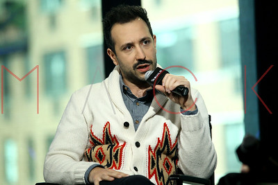 """NEW YORK, NY - NOVEMBER 10:  Desmin Borges visits AOL Build Series to discuss FXX's """"You're the Worst"""" at AOL HQ on November 10, 2016 in New York City."""