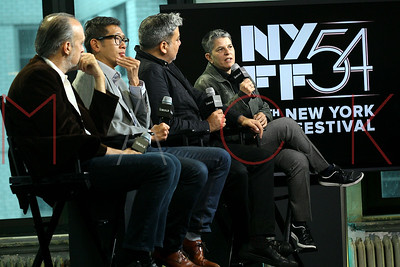 NEW YORK, NY - SEPTEMBER 29:   BUILD Speaker Series -n The 54th Annual NYFF at AOL HQ on September 29, 2016 in New York City.