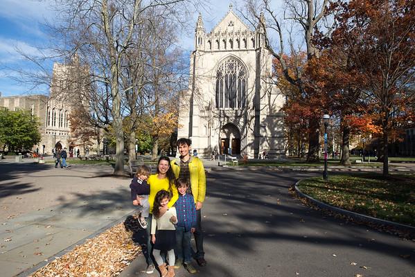 Back to Princeton