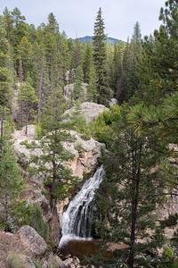 Jemez Falls Camping