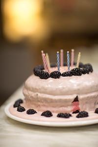 Luke's Birthday