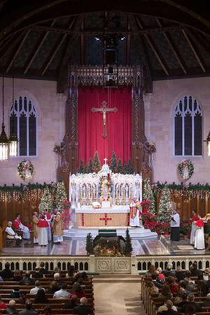 2016-12-25 Christmas Midnight Mass