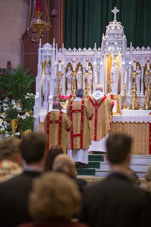 2016-03-27 Easter Sunday Solemn High Mass