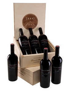 Large format, boxed, etched and limited-production wines  Photo courtesy of the Napa Valley Vintners