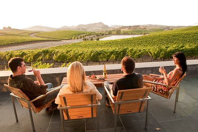 Private tastings and tours with vintners  Photo courtesy of the Napa Valley Vintners