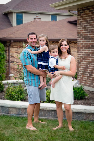 2016 August Markos Family