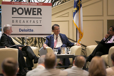 2016 August Power Breakfast with Governor McCrory