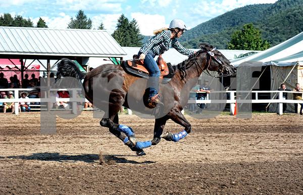 2016 August (Walton Delaware County Fair) Gymkhana