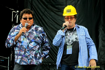Terry Ree & Bruce Williams - Country Thunder 2016 D013