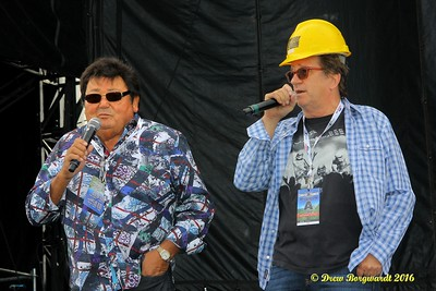 Terry Ree & Bruce Williams - Country Thunder 2016 D019
