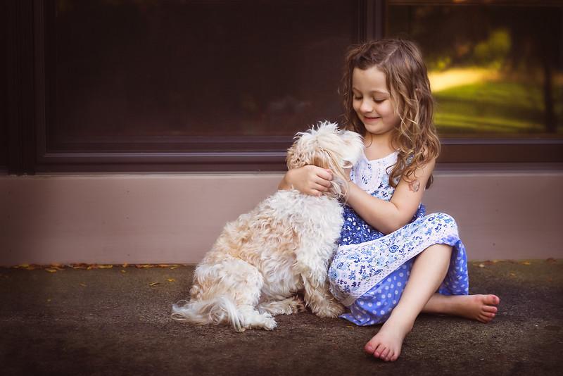 2016 Oct. 10 Ava and her best friend Stella