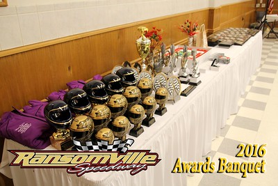 2016 Awards Banquet