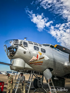B-17 Flying Fortress-4076