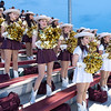 Dripping Springs High School Tiger Band, 2016 Game 1 away at Bastrop Memorial Stadium on Friday 8/26/13. Photo by Dave Wilson.