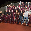 Dripping Springs Tiger Band, 2016 Game 10 at home against Marble Falls. Photo by Dave Wilson.