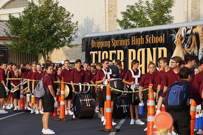 DS Tiger Band - Game 2, 2016