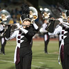 Tiger Band home against Alamo Heights, 10/21/16