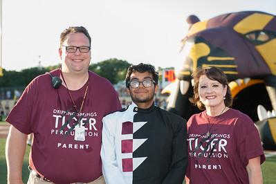 2016 Tiger Band Senior Night