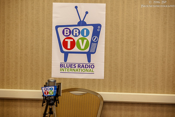 2016 BMAs BRI Interviews - Blues Radio International
