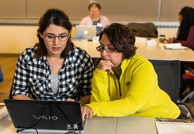 WARF UpStart Program for Minority and Women's Entrepreneurship Oct. 27, 2015, in Madison, Wis. (Photo © Andy Manis)