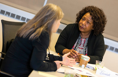 WARF UpStart Program for Minority and Women's Entrepreneurship Oct. 27, 2015, in Madison, Wis. (Photo © Andy Manis)