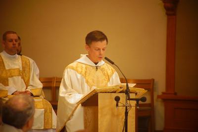 2016 Seminary Baccalaureate Mass
