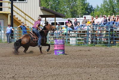 2016 Barrel Racing