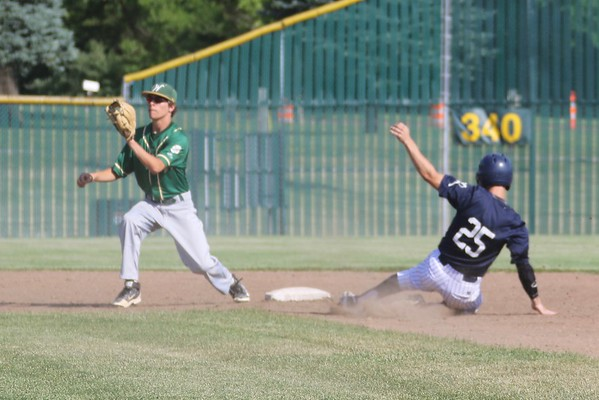 Iowa City West vs. vs. Xavier Baseball 6/10/16