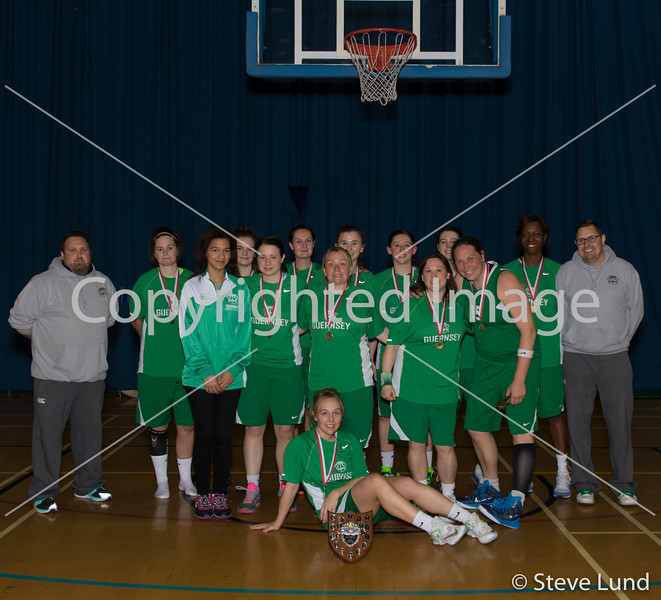 Womens' Basketball -106
