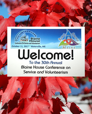 2016 Blaine House Conference on Service and Volunteerism