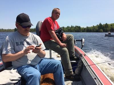 2016 Blauvelt Family Fishing Trip
